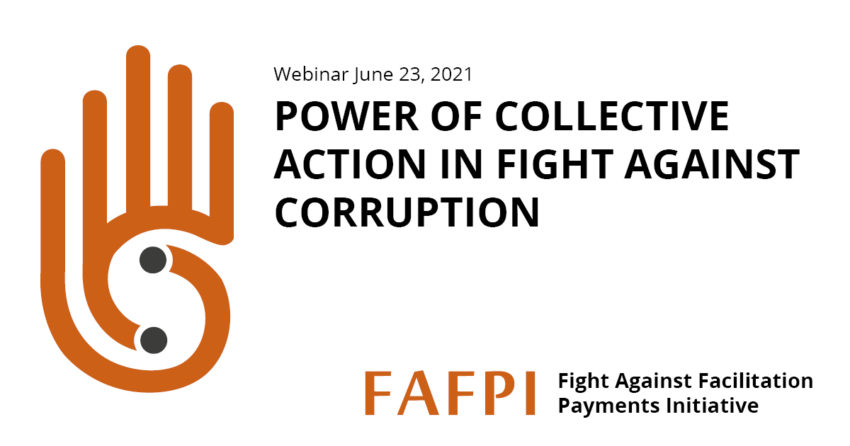 Free webinar on The Power of Collective Action
